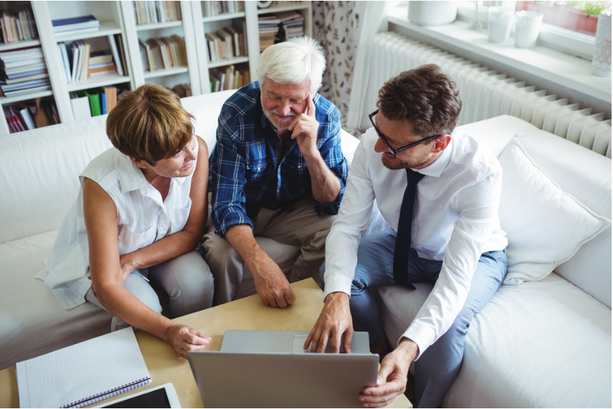 Talking to your seniors about reverse mortgages