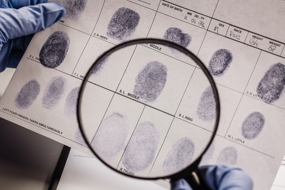 HHA fingerprinting and background checks