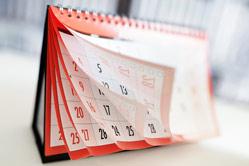 Payment calendar