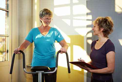 HHA provides assistance with physical therapy