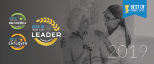 Voted Best Home Care Agency in Westchester County, New York